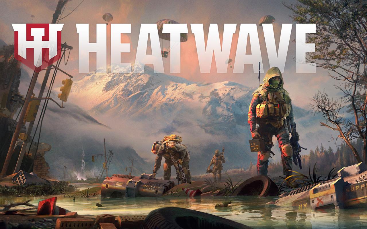 Free Heatwave Wallpaper in 1280x800