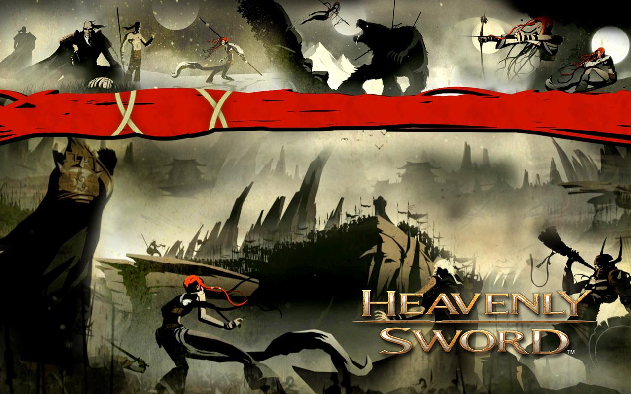 Free Heavenly Sword Wallpaper in 1280x800