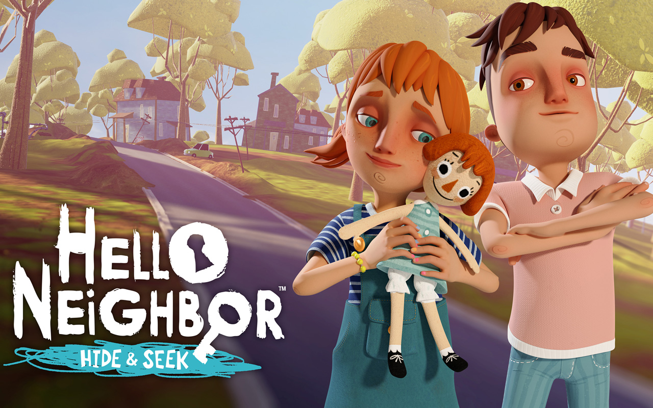 Free Hello Neighbor: Hide and Seek Wallpaper in 1280x800