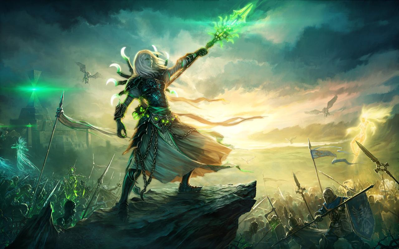 Free Might & Magic Heroes VI Wallpaper in 1280x800