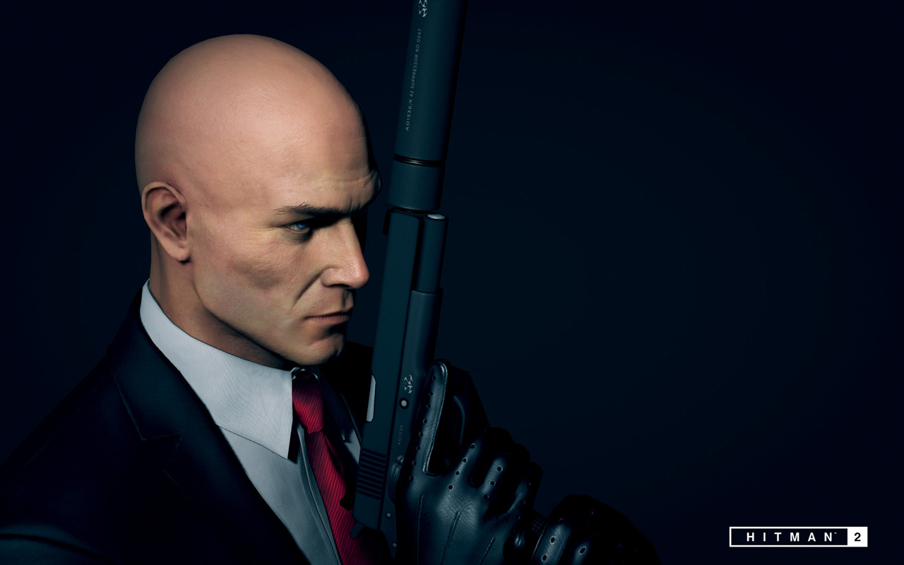 Free Hitman 2 Wallpaper in 1280x800