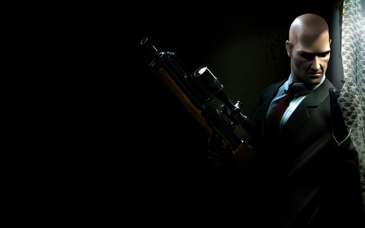 Free Hitman: Contracts Wallpaper in 1280x800