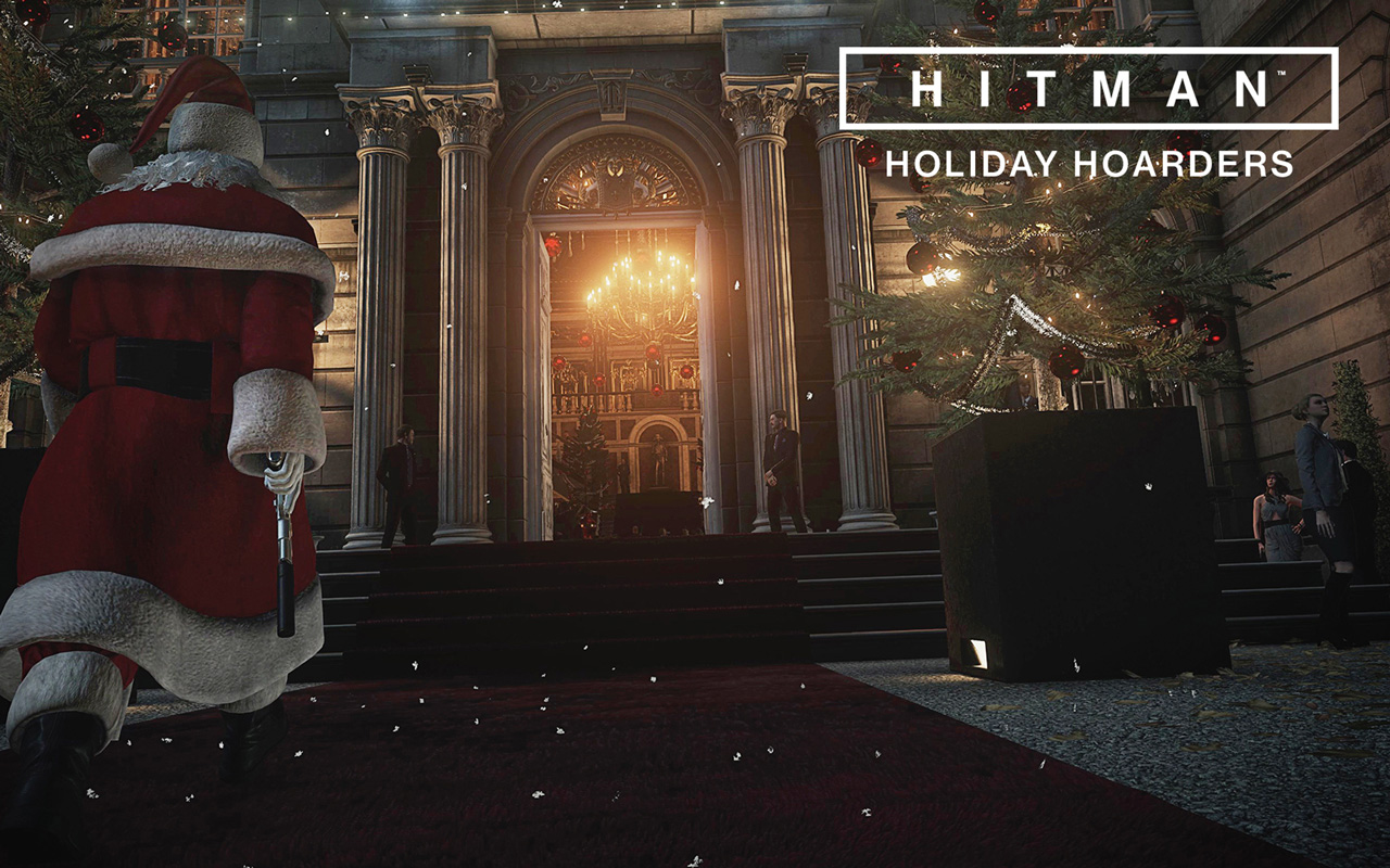 Free Hitman Wallpaper in 1280x800