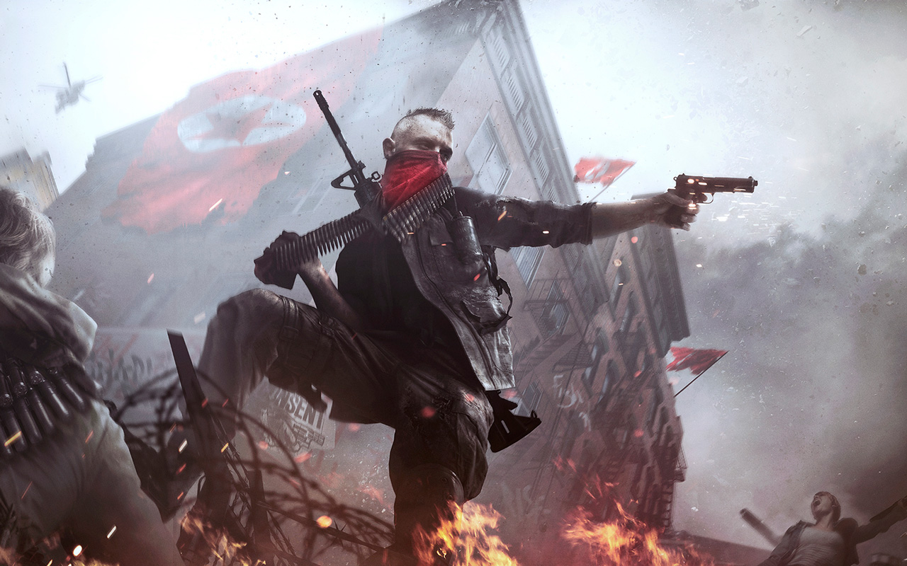 Free Homefront: The Revolution Wallpaper in 1280x800