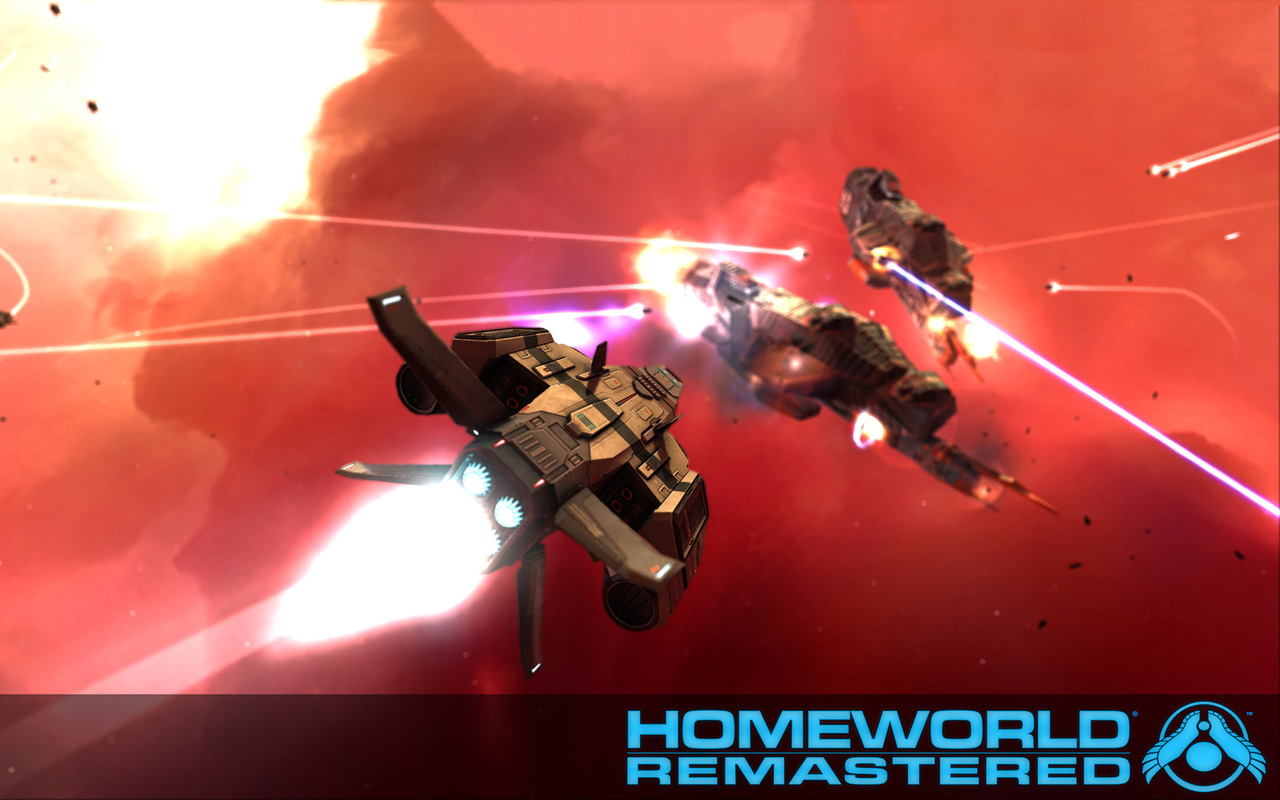 Free Homeworld Wallpaper in 1280x800