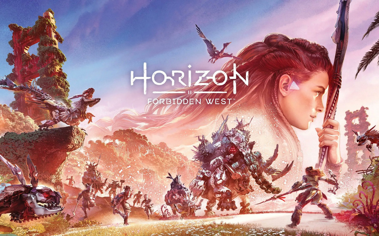 Free Horizon: Forbidden West Wallpaper in 1280x800