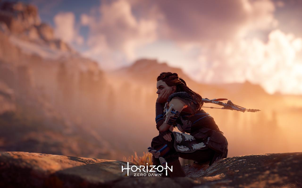 Free Horizon Zero Dawn Wallpaper in 1280x800