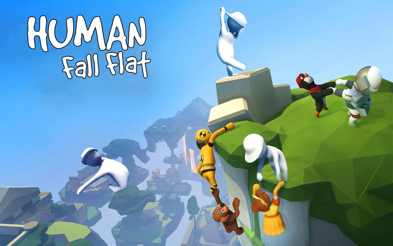 Free Human Fall Flat Wallpaper in 1280x800