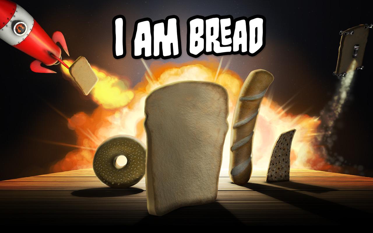 Free I Am Bread Wallpaper in 1280x800