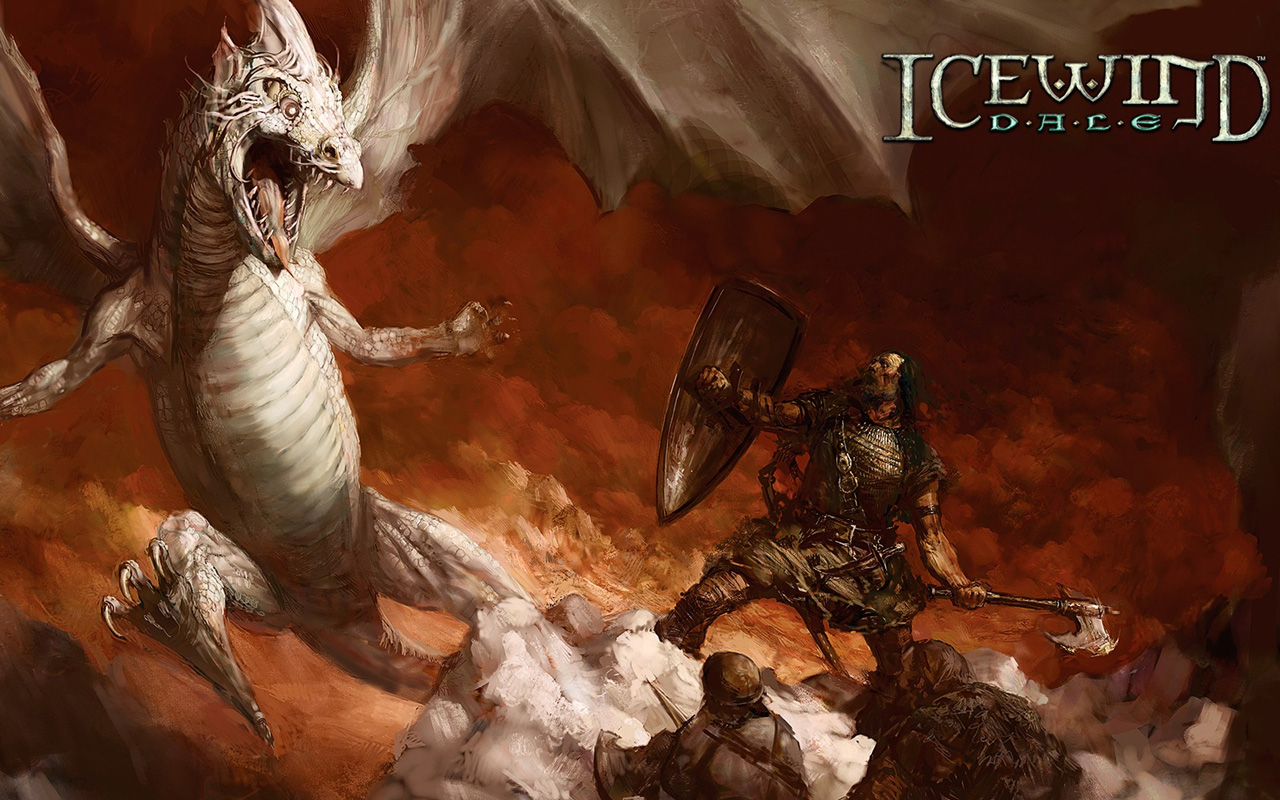 Free Icewind Dale Wallpaper in 1280x800