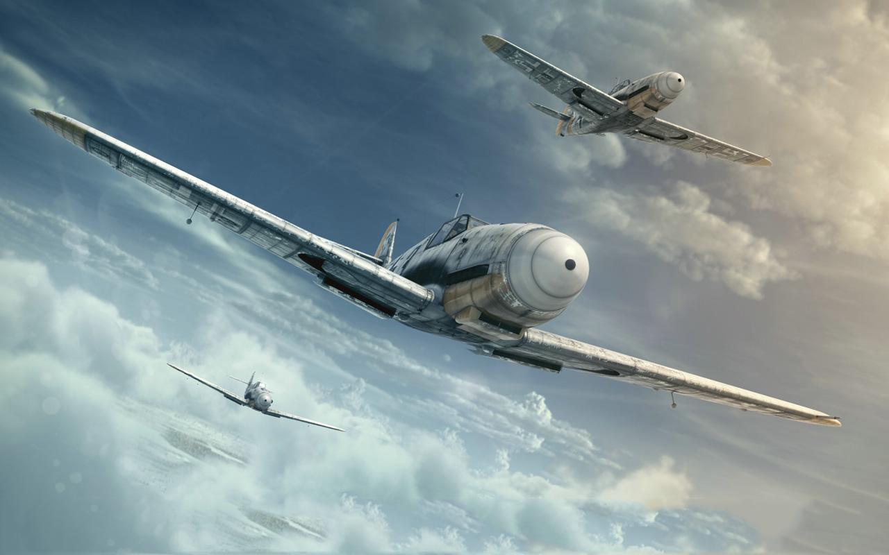 Free IL-2 Sturmovik: Battle of Stalingrad Wallpaper in 1280x800