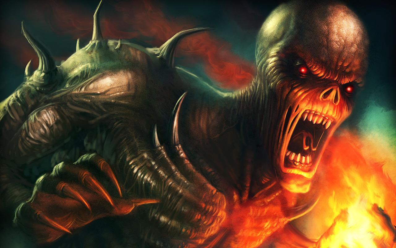 Free Doom Wallpaper in 1280x800