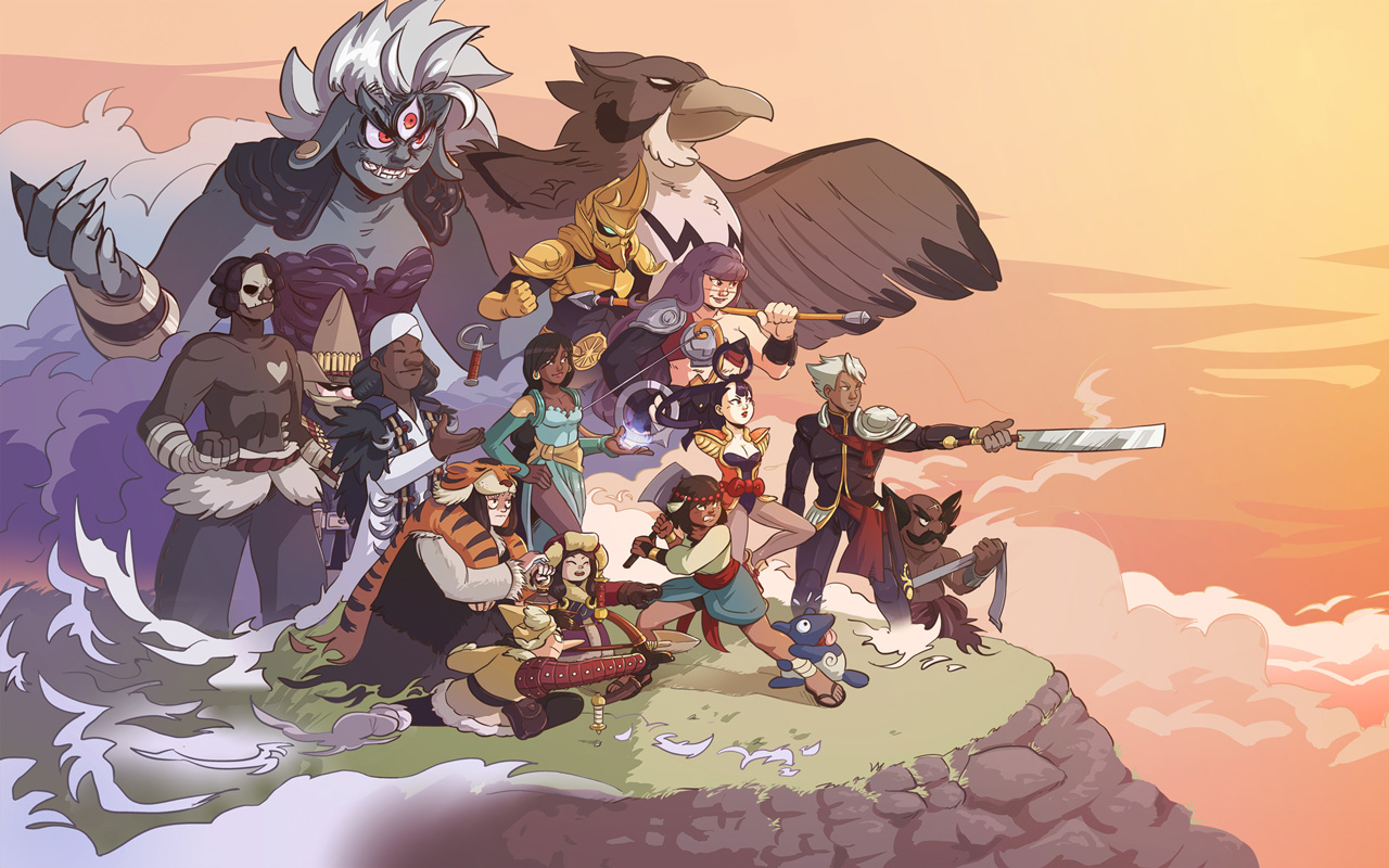 Free Indivisible Wallpaper in 1280x800