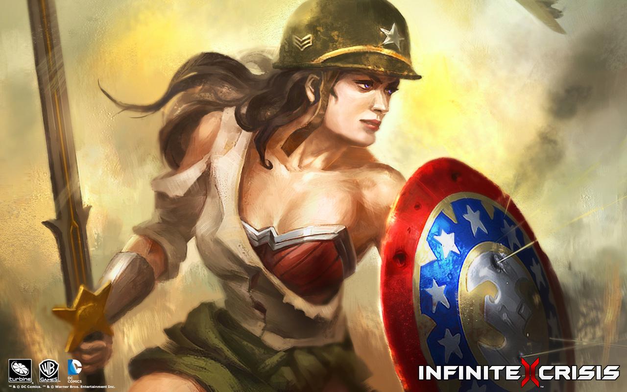 Free Infinite Crisis Wallpaper in 1280x800