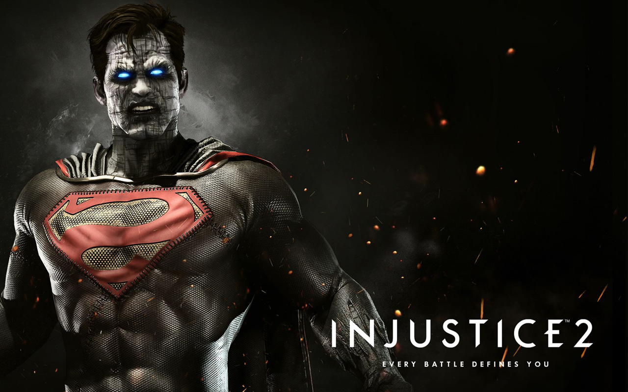 Free Injustice 2 Wallpaper in 1280x800
