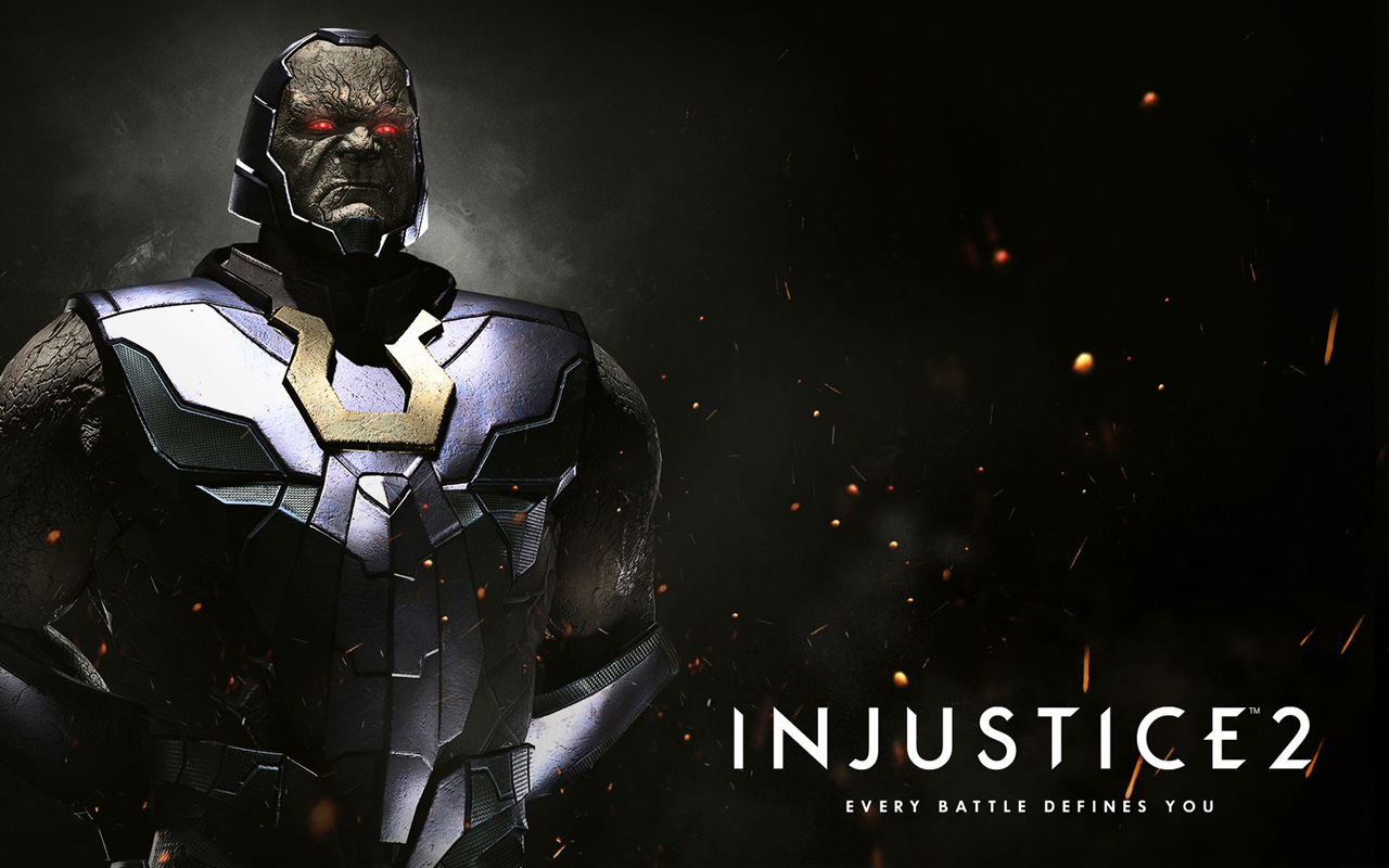 Free Injustice 2 Wallpaper in 1280x800