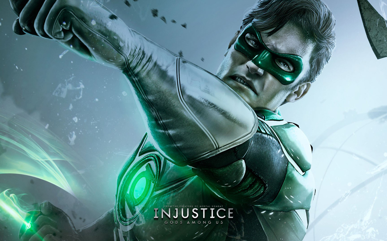 Free Injustice: Gods Among Us Wallpaper in 1280x800