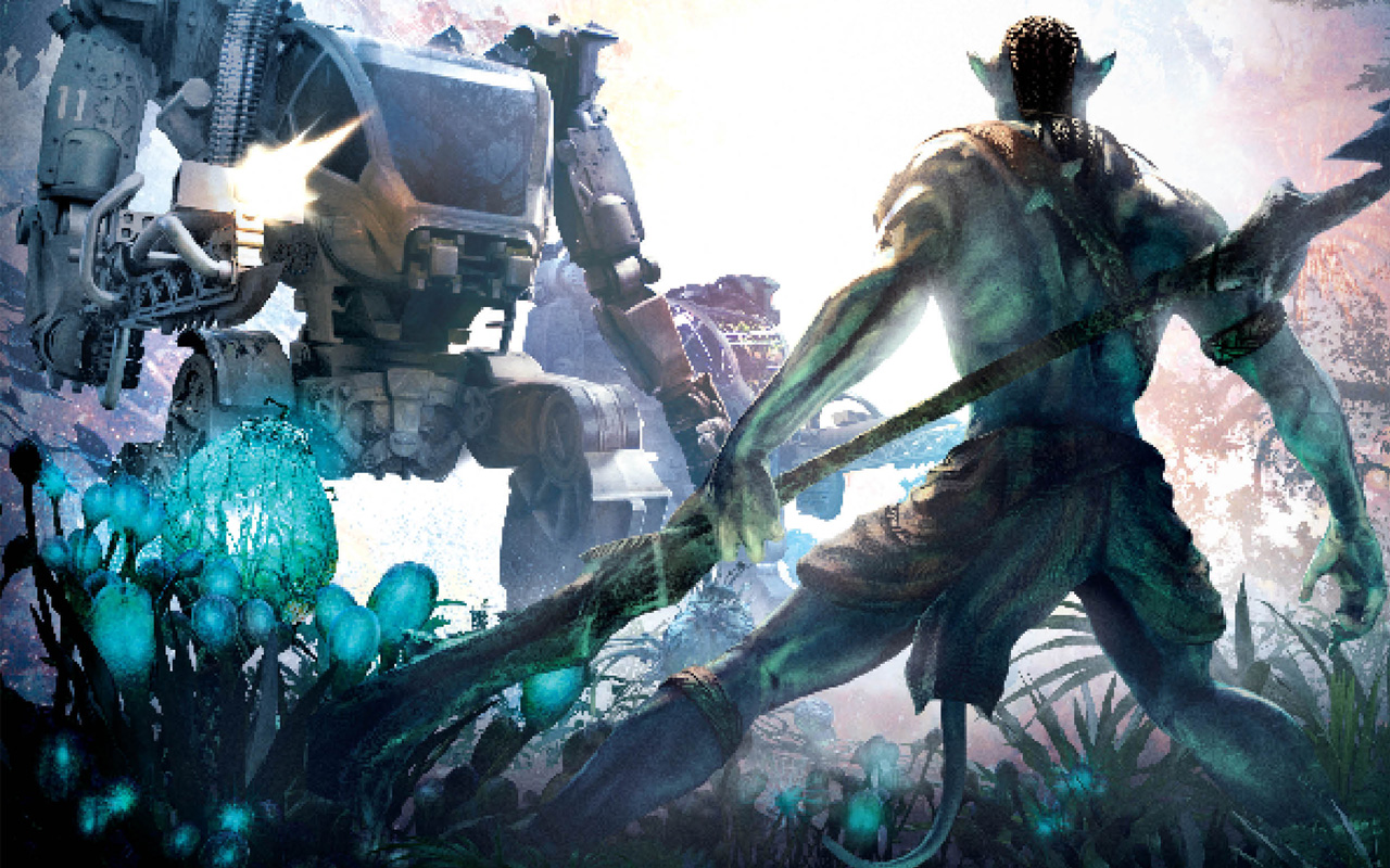 Free James Cameron's Avatar: The Game Wallpaper in 1280x800