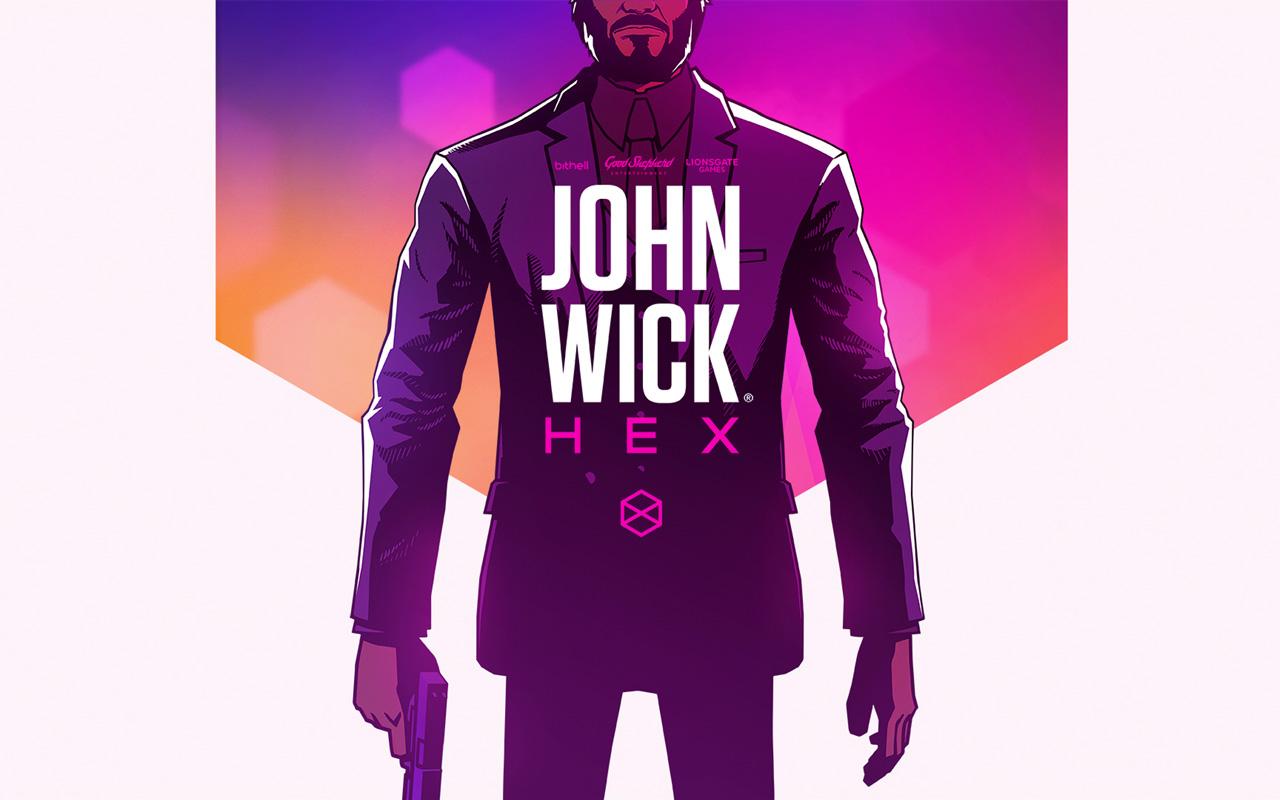 Free John Wick Hex Wallpaper in 1280x800