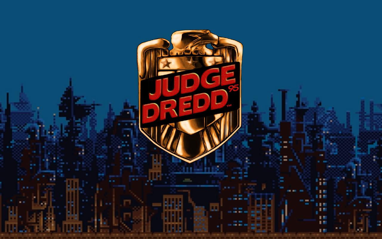 Free Judge Dredd 95 Wallpaper in 1280x800