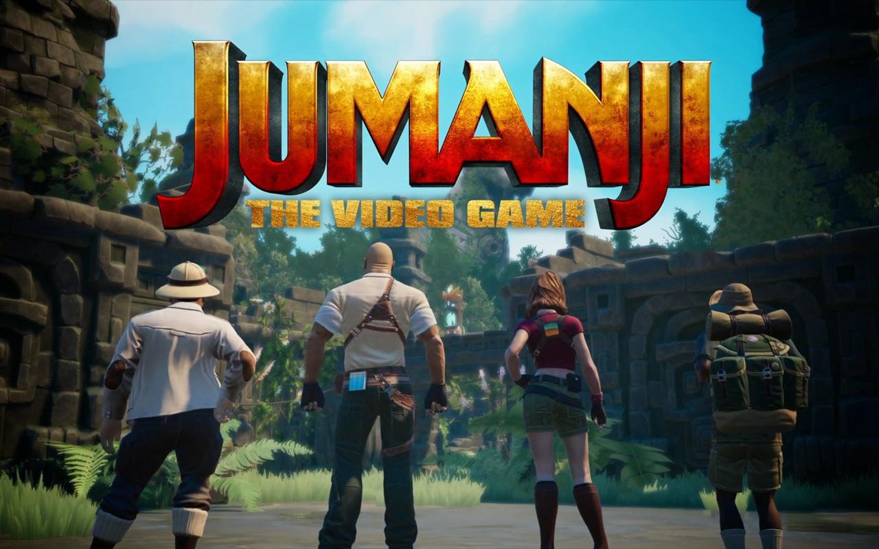 Free Jumanji: The Video Game Wallpaper in 1280x800