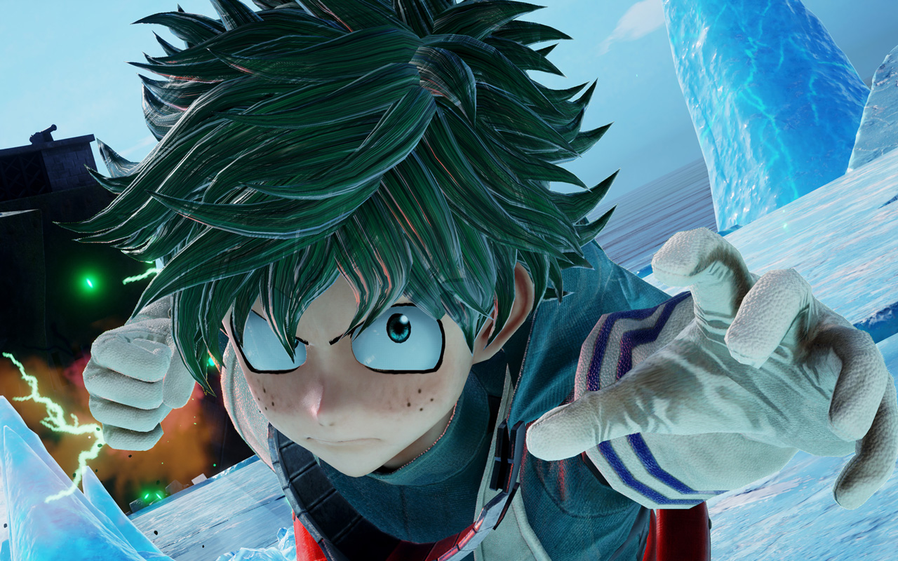 Free Jump Force Wallpaper in 1280x800