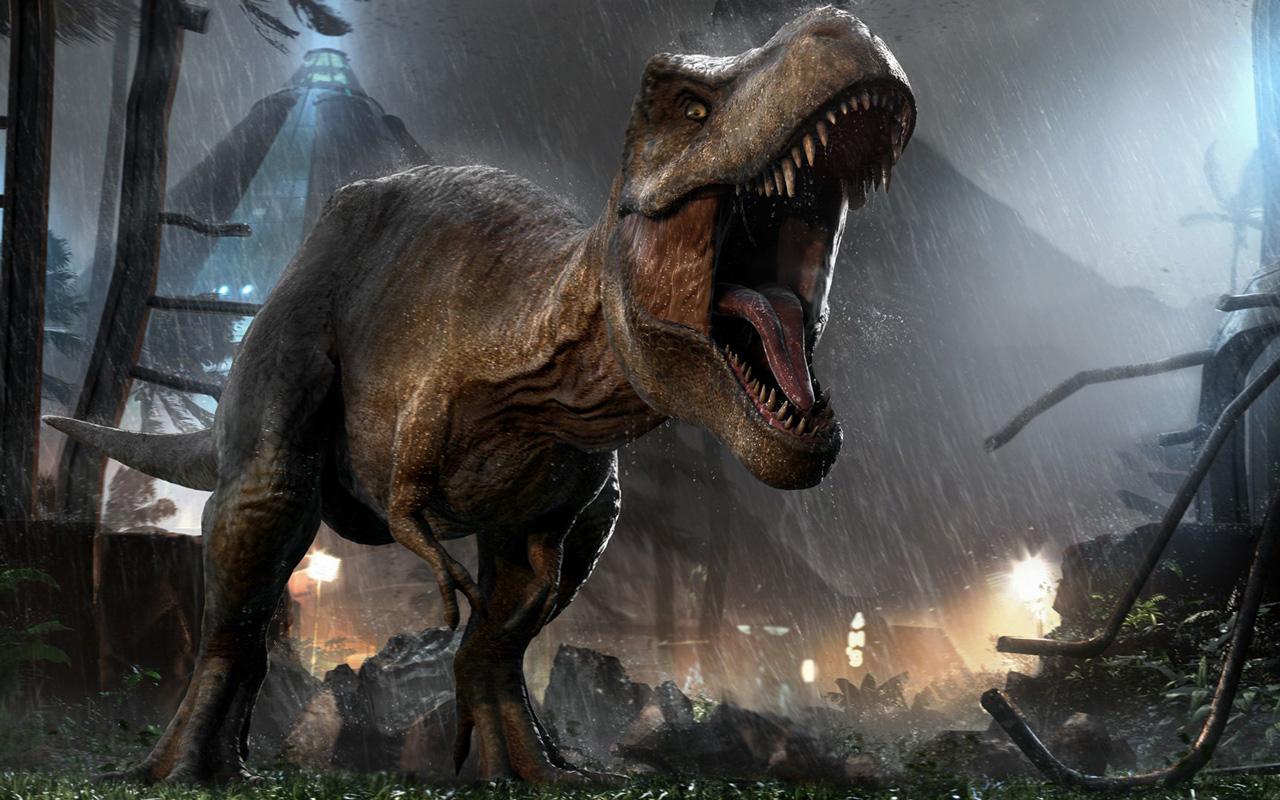 Free Jurassic World Evolution Wallpaper in 1280x800