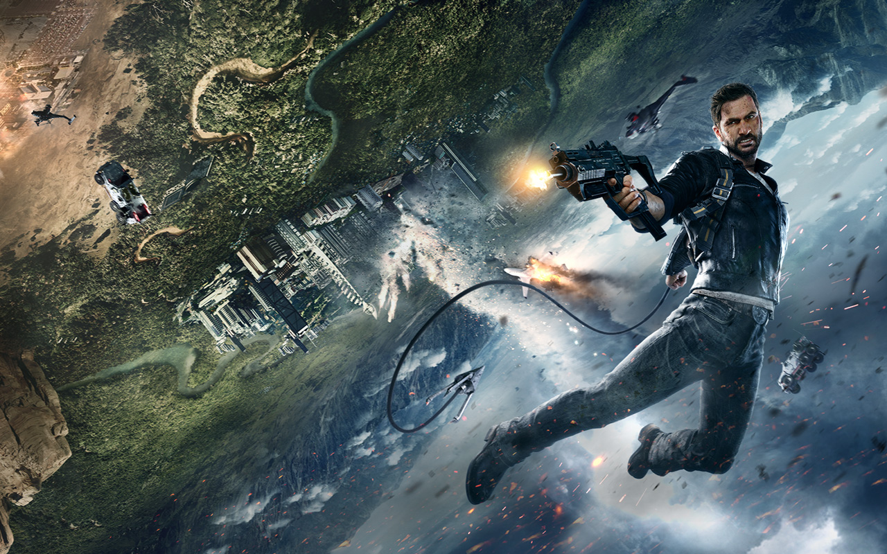 Free Just Cause 4 Wallpaper in 1280x800