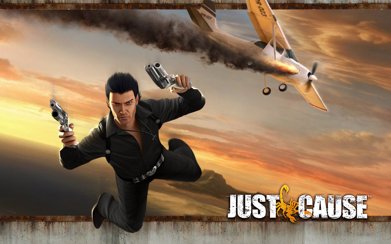 Free Just Cause Wallpaper in 1280x800