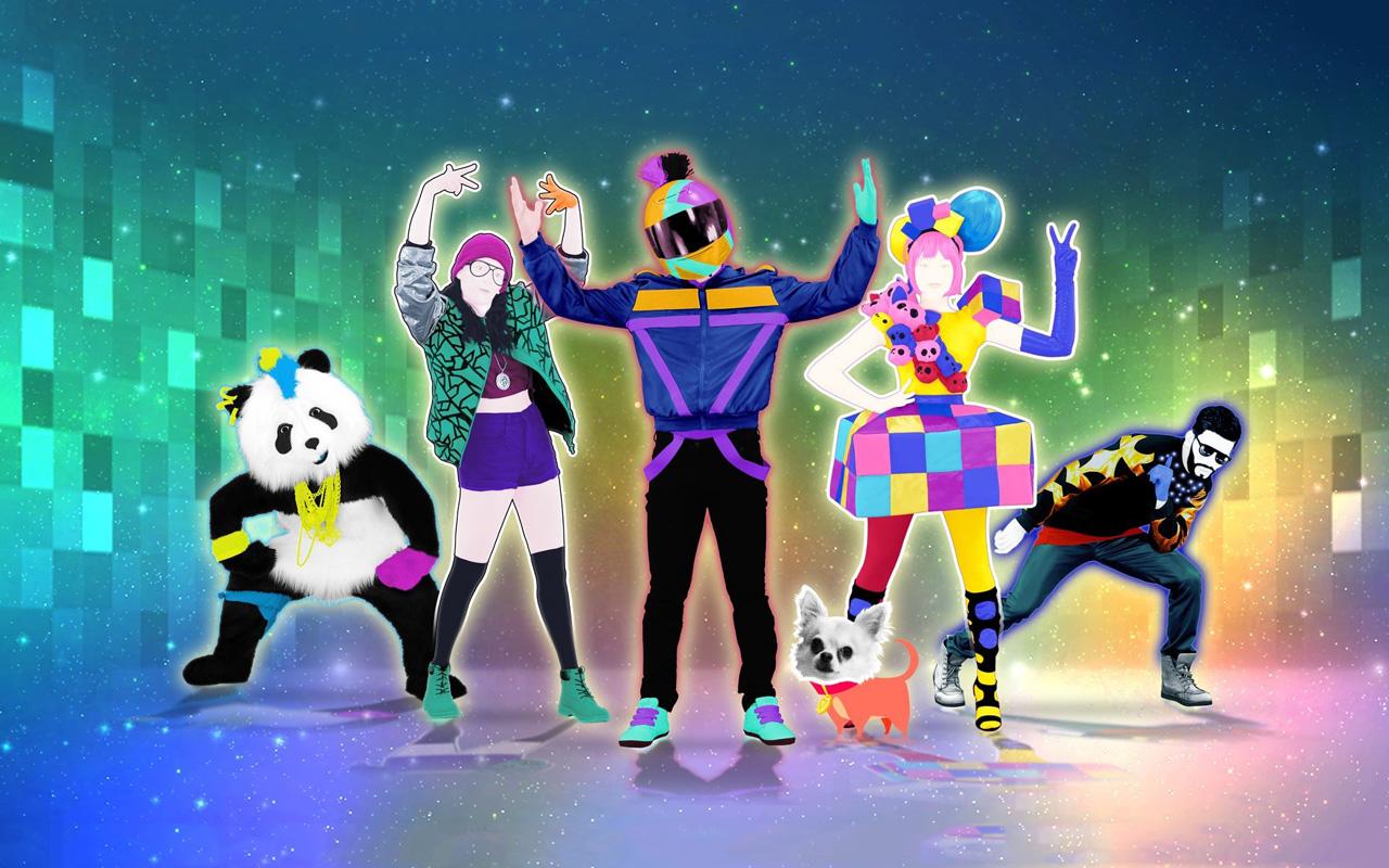 Free Just Dance 2016 Wallpaper in 1280x800