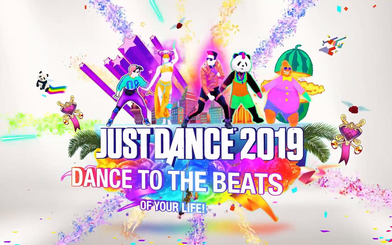 Free Just Dance 2019 Wallpaper in 1280x800
