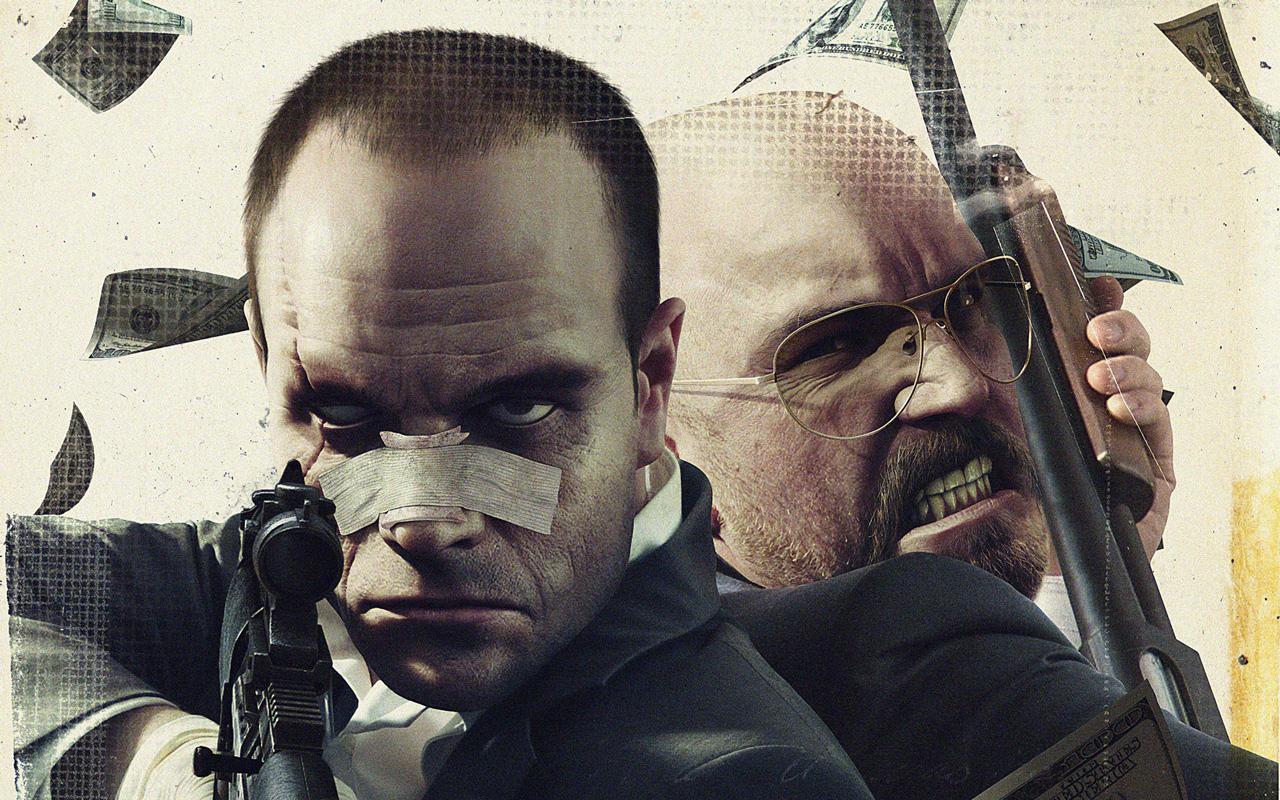 Kane & Lynch: Dead Men Wallpaper in 1280x800