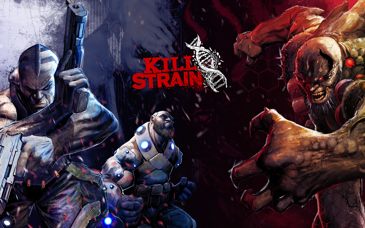 Free Kill Strain Wallpaper in 1280x800