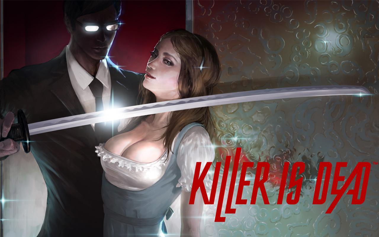 Free Killer is Dead Wallpaper in 1280x800