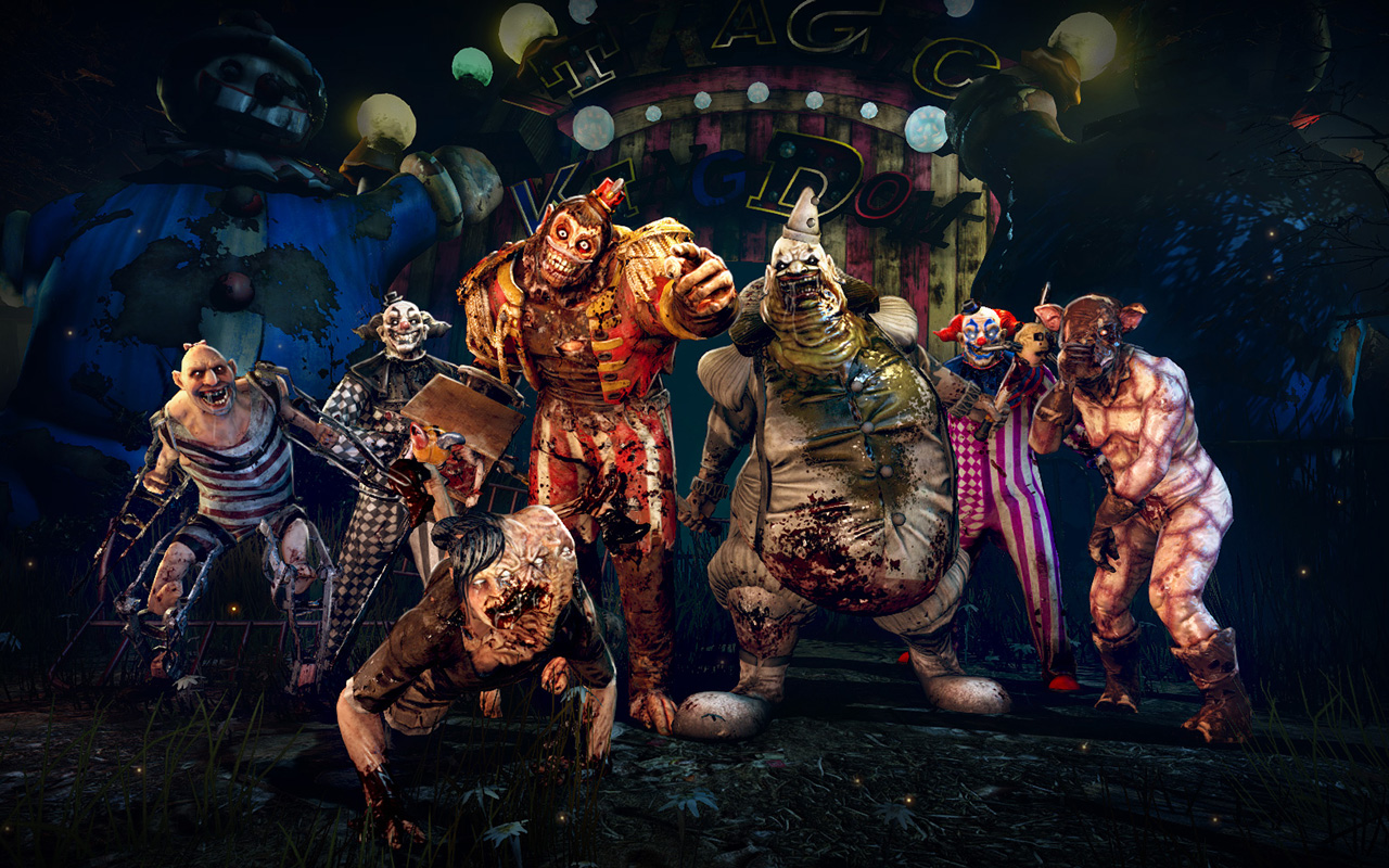Free Killing Floor 2 Wallpaper in 1280x800