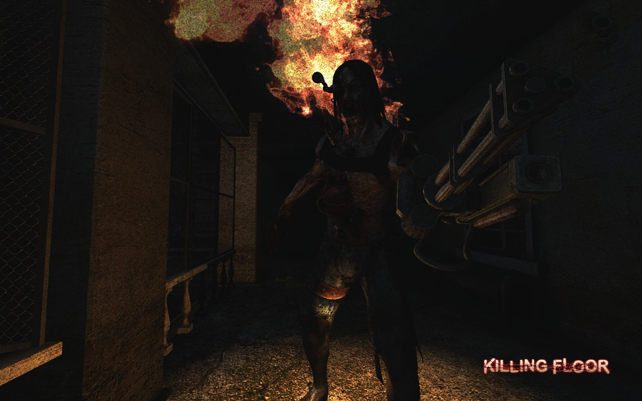 Free Killing Floor Wallpaper in 1280x800
