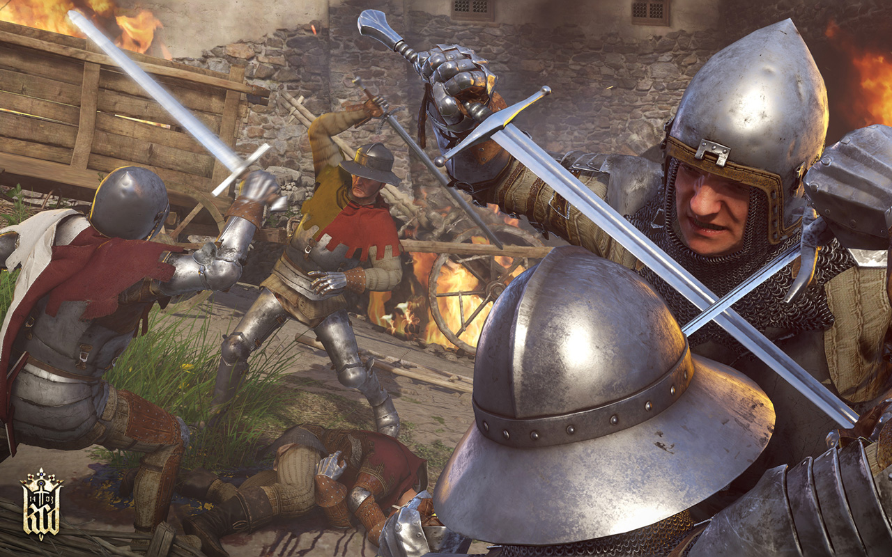 Free Kingdom Come: Deliverance Wallpaper in 1280x800