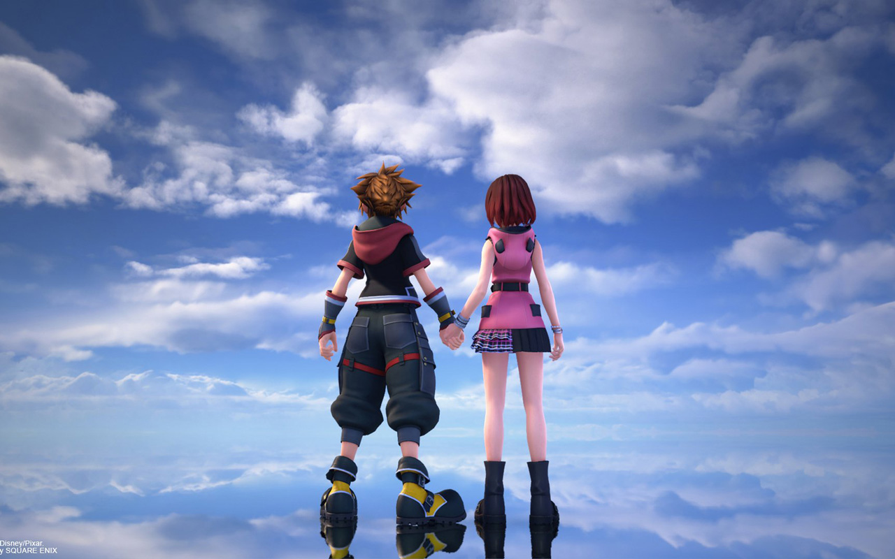 Free Kingdom Hearts III Wallpaper in 1280x800
