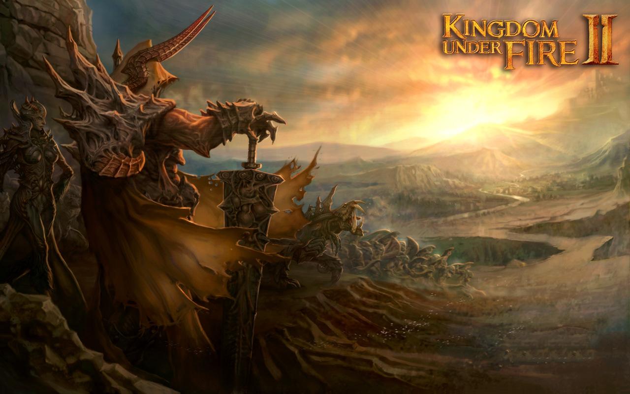 Free Kingdom Under Fire II Wallpaper in 1280x800