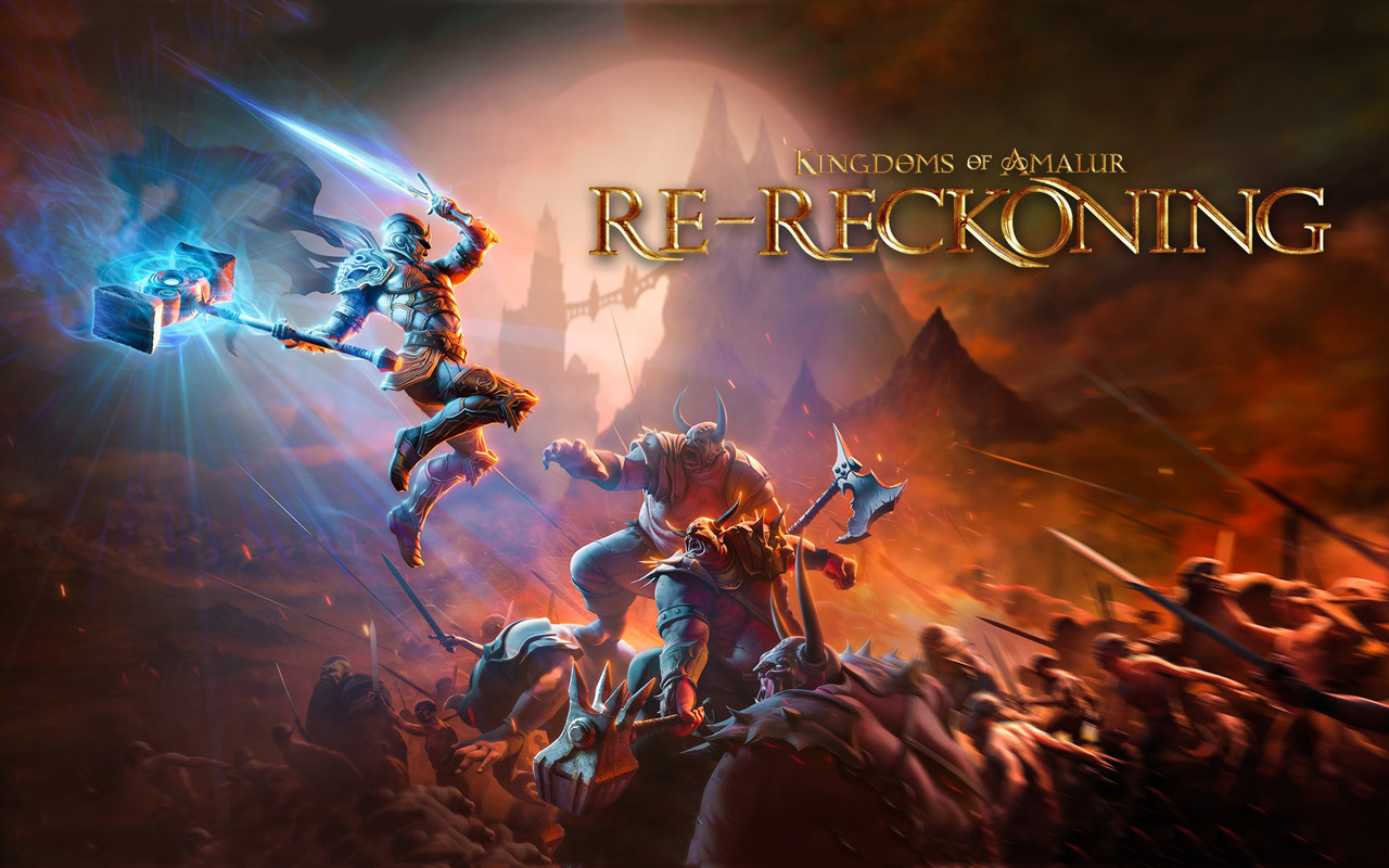 Free Kingdoms of Amalur: Reckoning Wallpaper in 1280x800