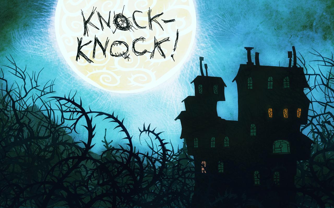 Free Knock-Knock Wallpaper in 1280x800