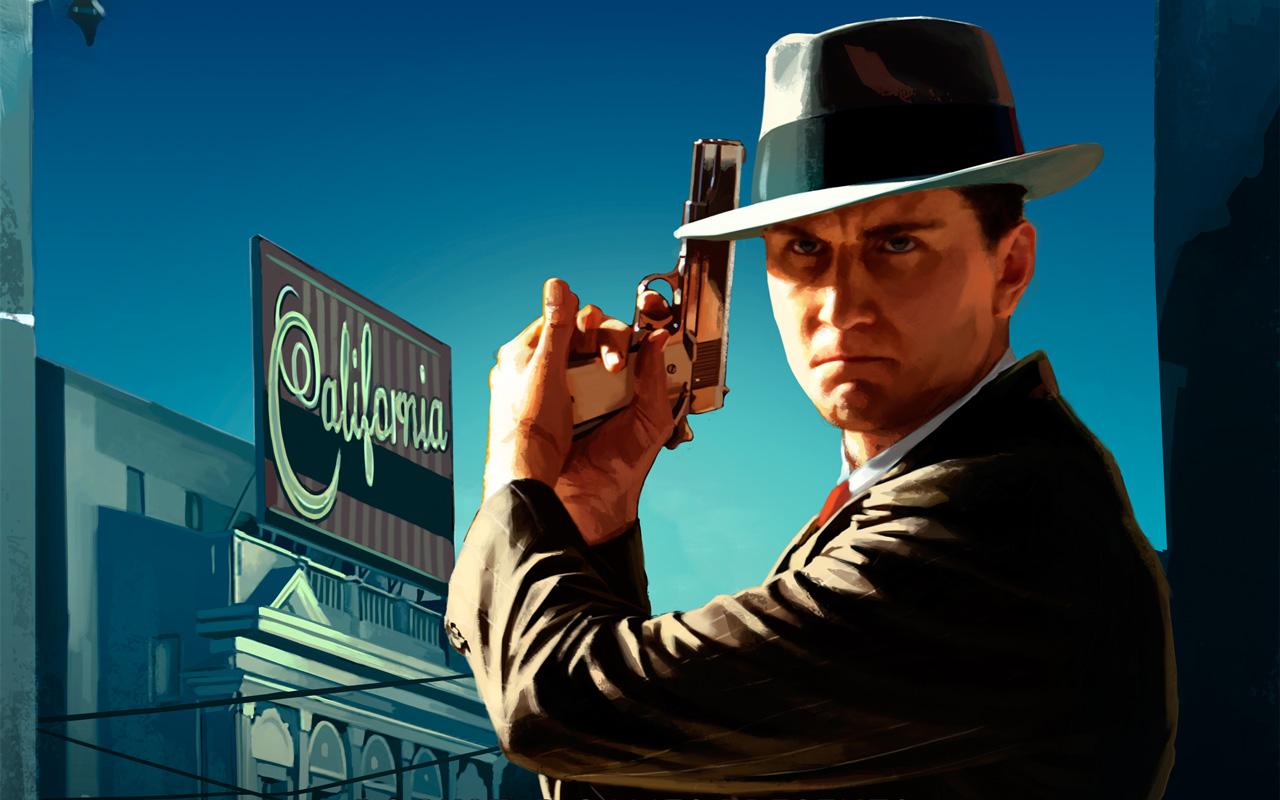 Free L.A. Noire Wallpaper in 1280x800