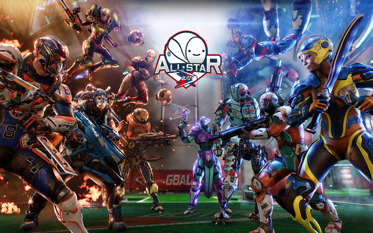 Free Lawbreakers Wallpaper in 1280x800