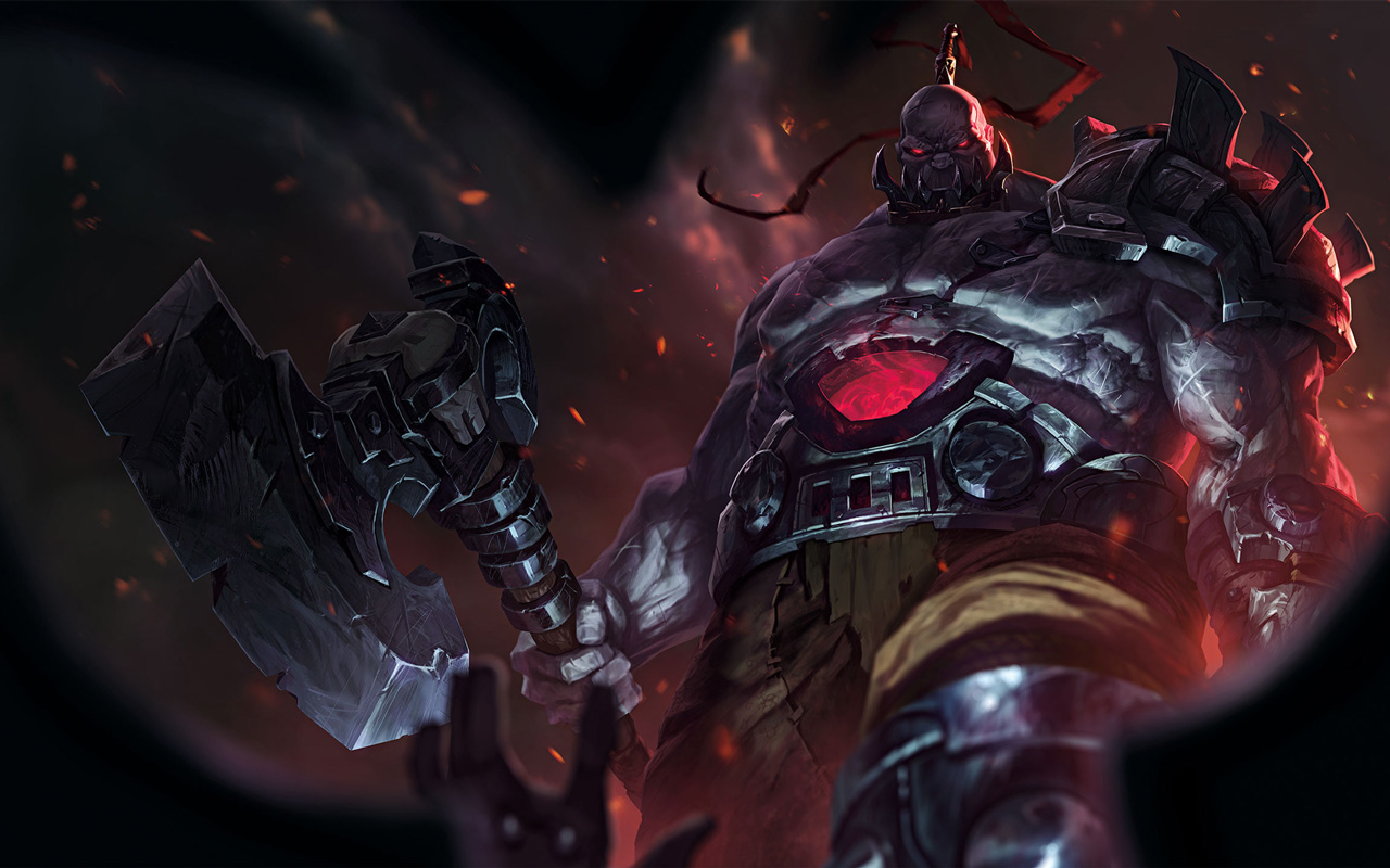Free League of Legends Wallpaper in 1280x800
