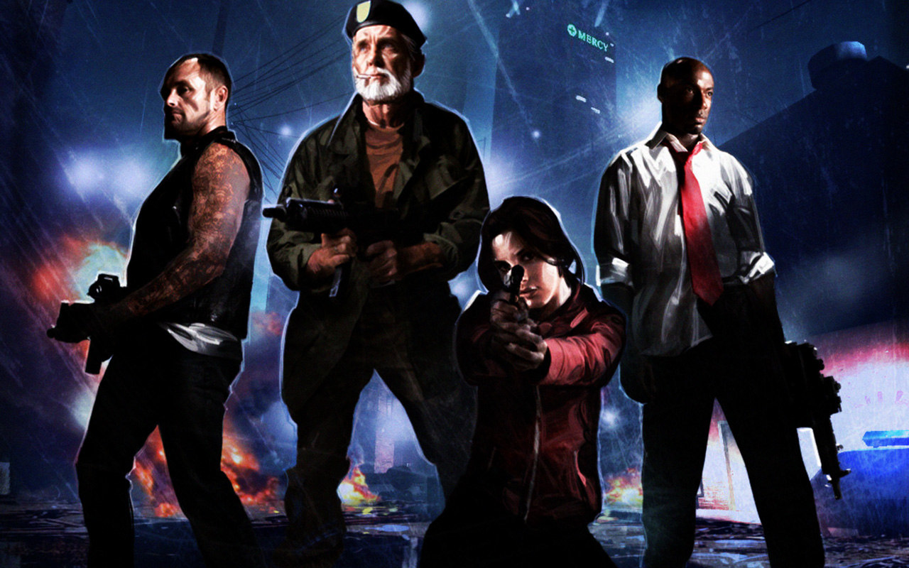 Left 4 Dead Wallpaper in 1280x800