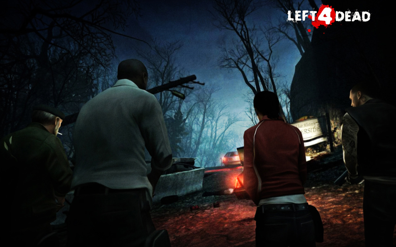 Free Left 4 Dead Wallpaper in 1280x800