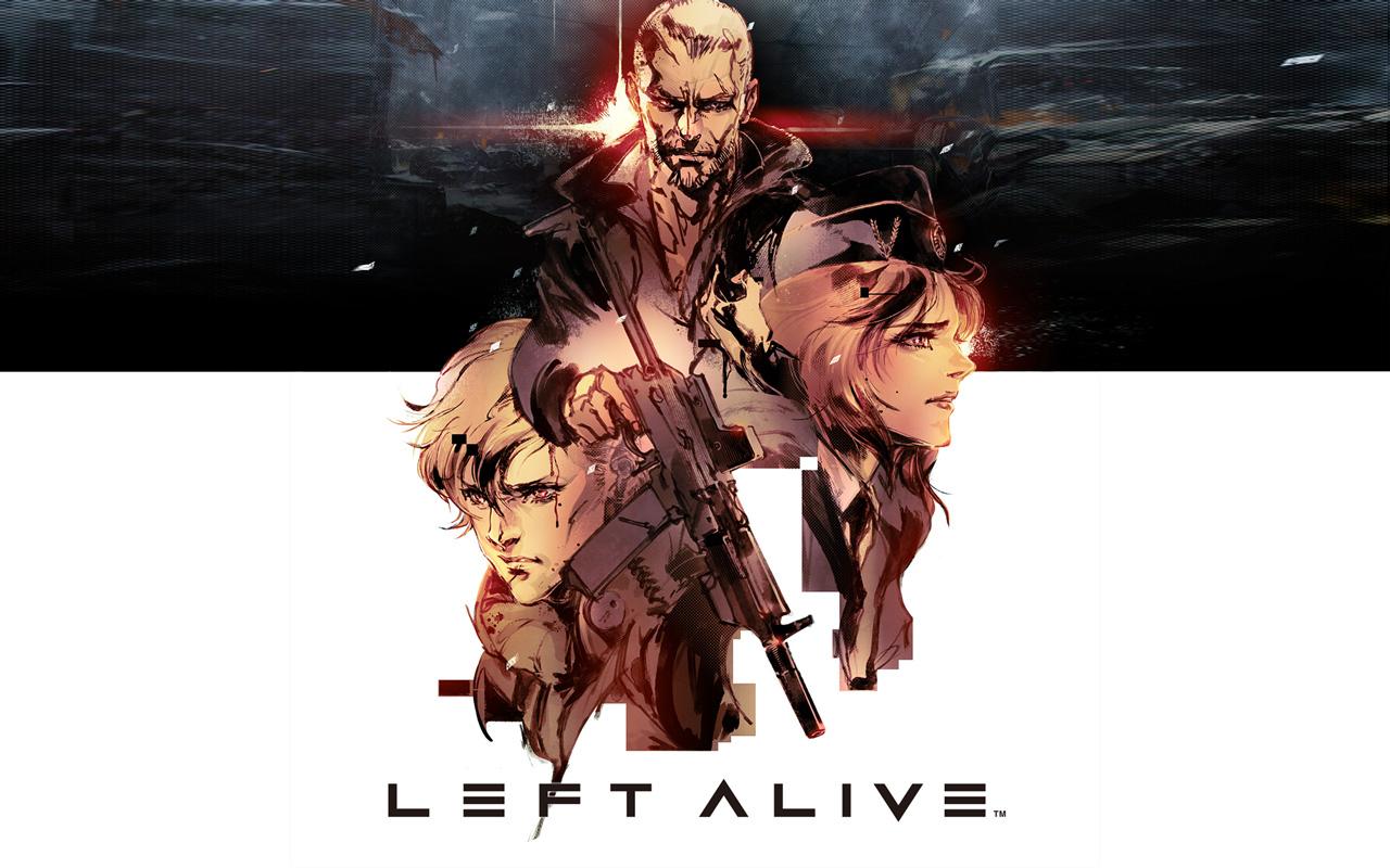 Free Left Alive Wallpaper in 1280x800