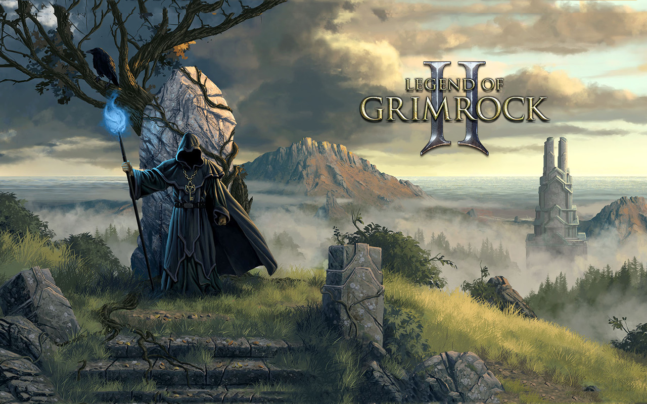 Free Legend of Grimrock II Wallpaper in 1280x800