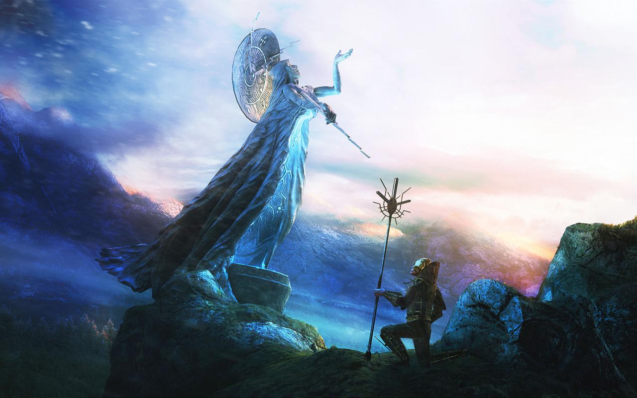 Free Legends of Dawn Wallpaper in 1280x800