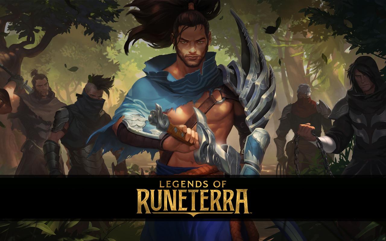 Free Legends of Runeterra Wallpaper in 1280x800